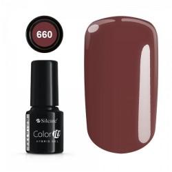 Silcare - Color it! Premium Gel Semipermanente n. 660