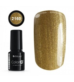 Silcare - Color it! Premium Gel Semipermanente n. 2160 - GOLD