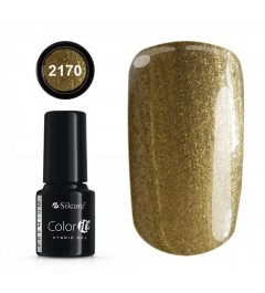 Silcare - Color it! Premium Gel Semipermanente n. 2170 - GOLD
