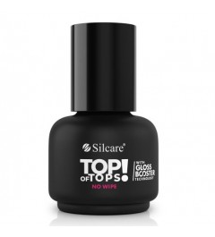 Silcare - Top of Tops No Wipe Hybrid Gel 15 g
