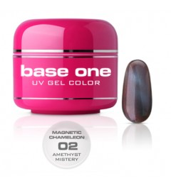 NEW Gel UV BASE ONE MAGNETIC CAMALEONT 02