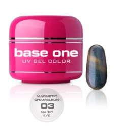 NEW Gel UV BASE ONE MAGNETIC CAMALEONT 03