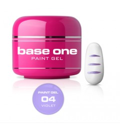 GEL PAINT BASE ONE NEW 04