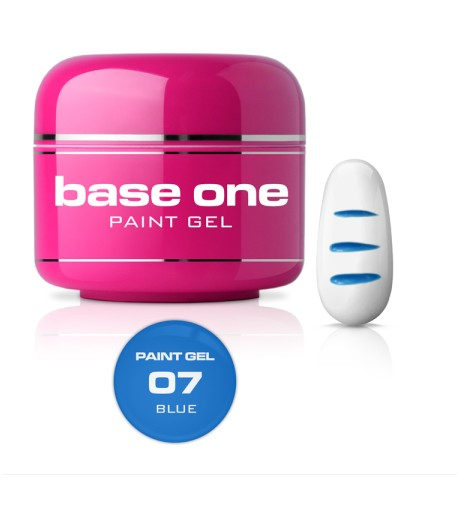 GEL PAINT BASE ONE NEW 07