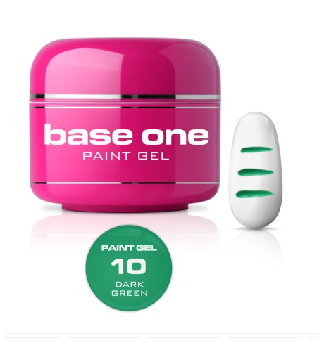 GEL PAINT BASE ONE NEW 10