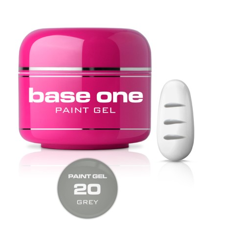 GEL PAINT BASE ONE NEW 20