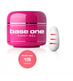 GEL PAINT BASE ONE NEW 15