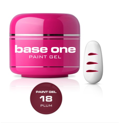 GEL PAINT BASE ONE NEW 18