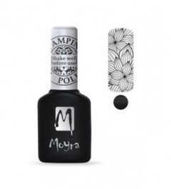 MOYRA® SEMIPERMANENTE PER STAMPING – BLACK 10ML
