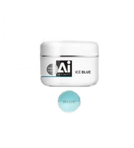 BIG CAPACITY Gel UV Affinity Ice BLU 100G COSTRUTTORE