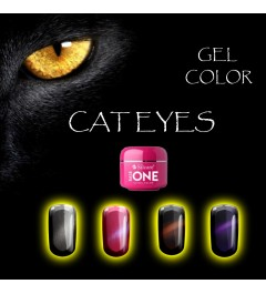 Gel color Cat Eyes 3 + 1 gratis