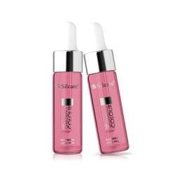 Olio per Cuticole 15ml Raspberry light Pink con pipetta
