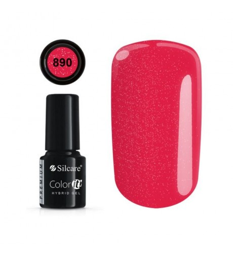 Silcare - Color it! Premium Gel Semipermanente n. 890