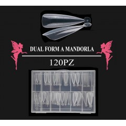 DUAL FORM A MANDORLA 120PZ