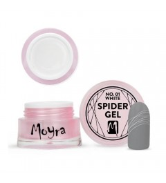MOYRA® SPIDER GEL 5GR – N.01 WHITE