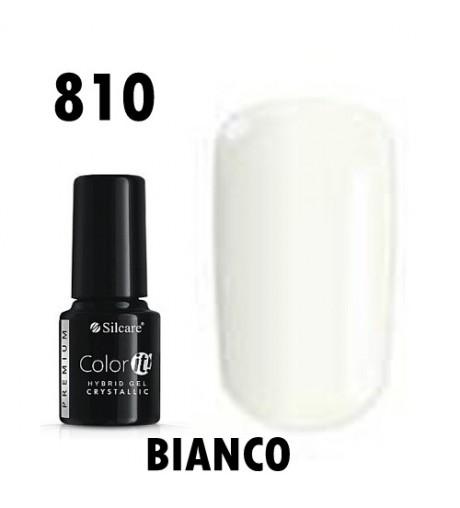 NEW COLOR IT PREMIUM 6g N°810 bianco