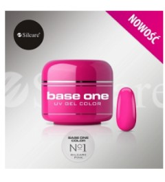 Silcare - Base ONE UV Gel Color n. 01